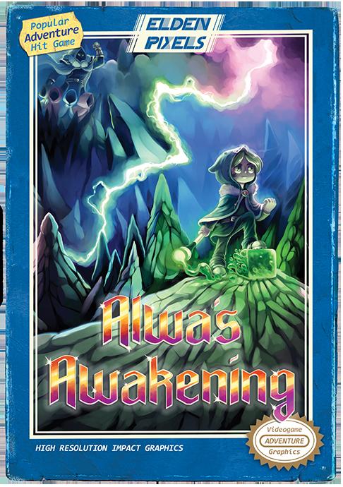 Alwa's Awakening – Elden Pixels